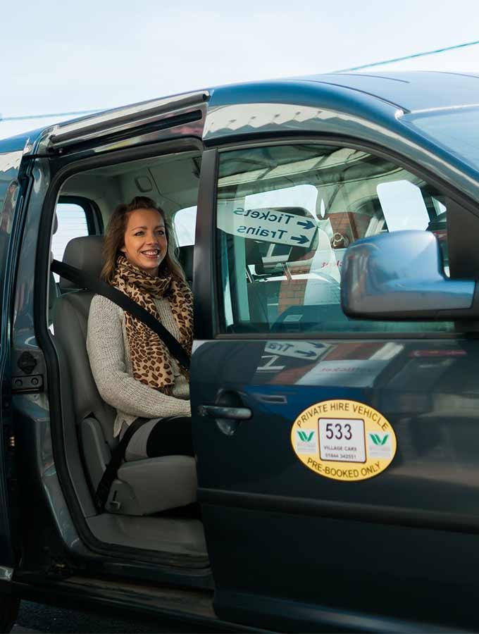 Taxi hire Princes Risbourgh
